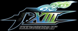 the king of fighters xiii logo